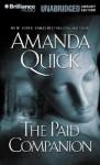 The Paid Companion (Audio) - Michael Page, Amanda Quick