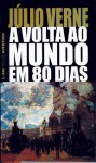 A Volta ao Mundo em 80 Dias - Jules Verne, Antonio Caruccio-Caporale