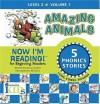 Now I'm Reading!: Amazing Animals - Volume 1: Level 2 (Now I'm Reading!: Level 2) - Nora Gaydos, Bb Sams