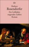 Ein Liebhaber ungerader Zahlen - Herbert Rosendorfer