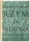 Rzym za Nerona - Józef Ignacy Kraszewski