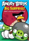 Angry Birds Giant Coloring and Activity Book-Big Surprise! - Modern Publishing