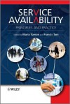 Service Availability: Principles and Practice - Maria Toeroe, Francis Tam