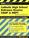 CliffsTestPrep Catholic High School Entrance Exams - Fred N. Grayson