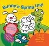 A Mini Magic Color Book: Bunny's Spring Day - Janet Sacks, Luana Rinaldo