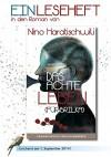 Das achte Leben (Für Brilka) - EINLESEHEFT - Nino Haratischwili