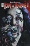 Gene Simmons House of Horrors Tpb - Dwight L. MacPherson, Leah Moore, John Reppion