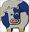 Chunky Farm Cow Chunky Farm Cow - Emily Bolam