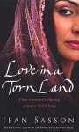Love In A Torn Land - Jean Sasson