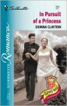 In Pursuit of a Princess - Donna Clayton