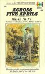 Across Five Aprils - Irene Hunt