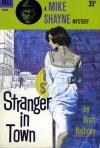 Stranger in Town - Brett Halliday, Robert McGinnis