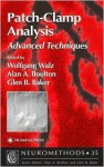 Patch-Clamp Analysis: Advanced Techniques - Wolfgang Walz