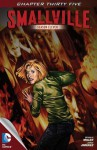 Smallville: Haunted, Part 9 - Bryan Q. Miller, Jorge Jimenez, Carrie Strachan, Cat Staggs