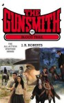 Blood Trail - J.R. Roberts