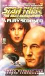 A Fury Scorned - Pamela Sargent, George Zebrowski