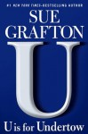 U Is for Undertow (Audio) - Sue Grafton, Judy Kaye