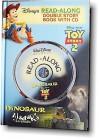 Toy Story 2 and Dinosaur: Aladar's Adventure Read Along - Mel Gilden