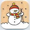 It's Snowing! - Caroline Davis