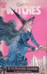 A Book Of Witches - Ruth Manning-Sanders, Robin Jacques