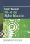 Quality Issues in Ict-Based Higher Education - Rakesh Bhanot, Stephen Fallows