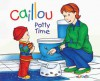 Caillou: A Day at the Farm - Joceline Sanschagrin
