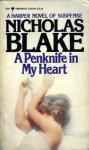 A Penknife in My Heart - Nicholas Blake