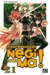 Le maître magicien Negima : tome 21 - Ken Akamatsu