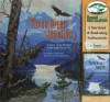 Three River Junction: A Story of an Alaskan Bald Eagle Preserve [With Cassette] - Saranne D. Burnham, Tom Antonishak, Randye Kaye