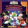 Scary Sudoku Sticker Puzzles - Sheila Sweeny Higginson, Walt Disney Company