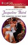 The Sabbides Secret Baby - Jacqueline Baird