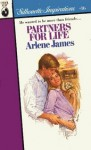Partners For Life (Silhouette Inspirations, #16) - Arlene James