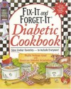 Fit-It and Forget-It Diabetic Cookbook: Slow-Cooker Favorites to Include Everyone! Gift Edition - Phyllis Pellman Good