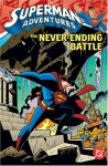 Superman Adventures, Vol. 2: The Never-Ending Battle - Mark Millar, Aluir Amancio, Terry Austin, Mike Manley
