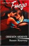Obsesion Ardiente (Heroes Inc, Libra 4) (Harlequin Fuego Serie #138) - Susan Kearney