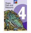 Shape, Data And Measures (Year 4: Abacus) - Ruth Merttens, David Kirkby