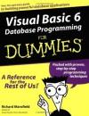 Visual Basic6 Database Programming For Dummies - Richard Mansfield