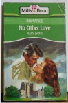 No Other Love - Mary Lyons