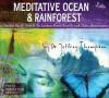 Meditative Ocean & Rainforest: Timeless Pacific Surf & Sri Lankan Forest Sounds with Theta Brainwaves - Jeffrey Thompson