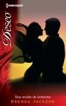 Una Noche De Invierno: (One Winter's Night) - Brenda Jackson