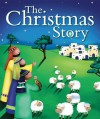 The Christmas Story (Candle Bible For Kids) - Juliet David, Jo Parry