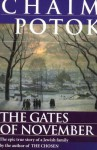 The Gates of November - Chaim Potok, Leonid Slepak, Vladimir Slepak, Alexander Slepak