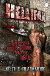 Hellifax (Mountain Man Book 3) - Keith C. Blackmore, Sean Fox