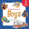 Storybook Treasury for Boys - Dina Anastasio, Teddy Slater, Jennifer Dussling, Frank Evans, Catherine Daly-Weir, Lucille Recht Penner, Courtney, Thomas LaPadula, George Guzzi, Donald Cook, Ben Carter