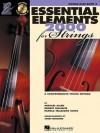 Essential Elements 2000 for Strings - Book 2: String Bass - Robert Gillespie, Pamela Tellejohn Hayes, Michael Allen