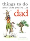Things to Do Now That You're a Dad - David Baird, Robyn Neild