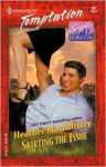 Skirting The Issue (Sensual Romance) - Heather MacAllister