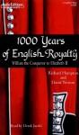 1000 Years of English Royalty: William the Conqueror to Elizabeth II - Richard Hampton, David Weston