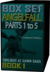 Angelfall: Box Set - Parts 1 to 5 (Twilight at Dawn Saga, Book 1) - Conrad Powell