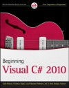 Beginning Visual C# 2010 - Karli Watson, Christian Nagel, Jacob Hammer Pedersen, Jon D. Reid, Morgan Skinner